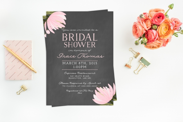 Online wedding save the date in Hamilton